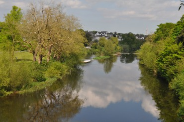 Beautiful city of Kilkenny