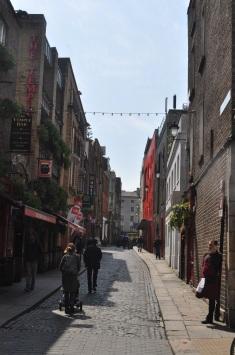 Dublin City Streets